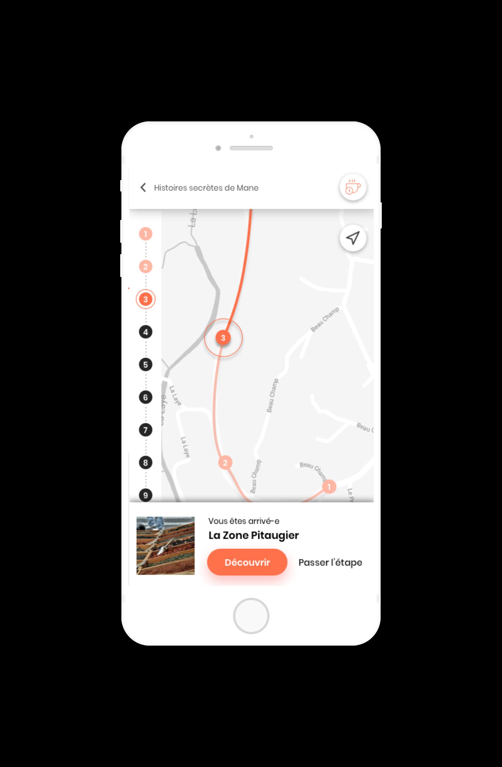 imertia - guidage parcours numérique